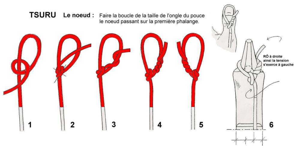 Knot for Japanese bow Samurai Pinterest Knot, Bows